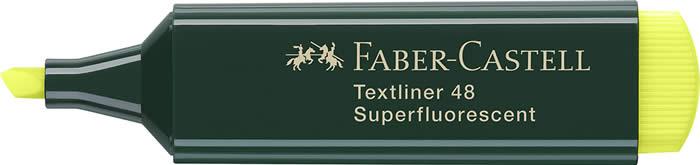 Fluorescente FABER CASTELL Textliner