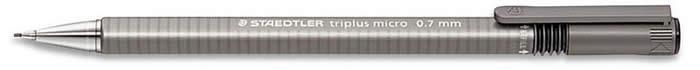 PORTAMINAS STAEDTLER TRIPLUS MICRO 774 0.7 MM. CUERPO TRIANGULAR (774 27)