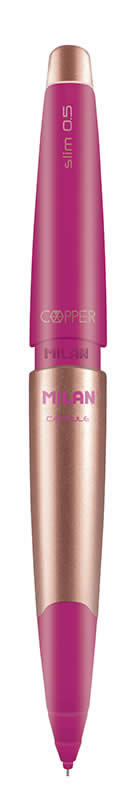 Portaminas de MILAN Capsule Slim Copper 0,5 mm (185032920)