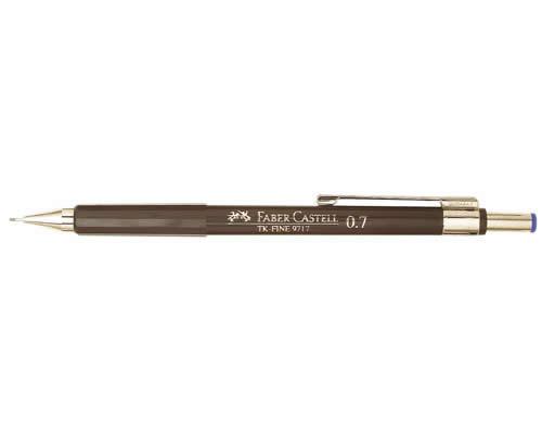 Portaminas FABER CASTELL TK 0,7 mm (09136700)
