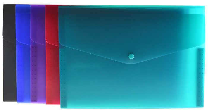 Clasificador OFFICE BOX sobre con 3 divisiones Supra (91515)