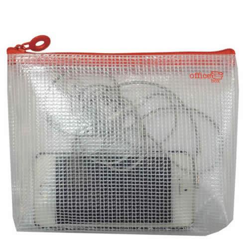 Bolsas multiusos OFFICE BOX con refuerzo tamaño A6 (34116)