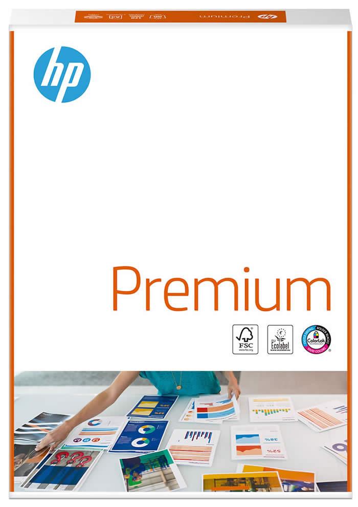 PAPEL HP PREMIUM A4 90 GRS. 500 HOJAS (166516)