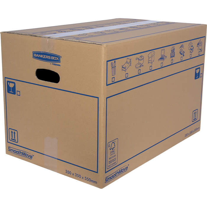 Cajas Para Mudanzas M (6208301)