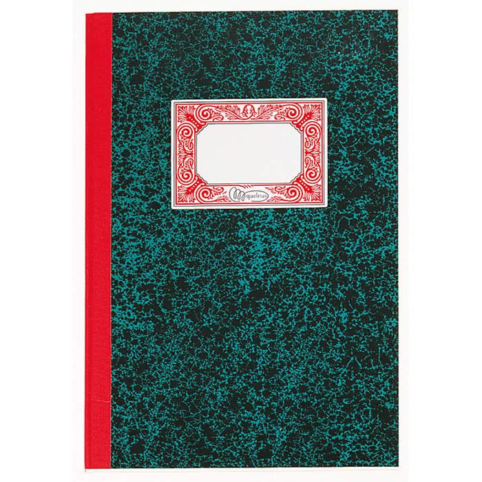 LIBRO CARTONE MIQUELRIUS CONTABILIDAD 4º 100 HOJAS LISO (3066)