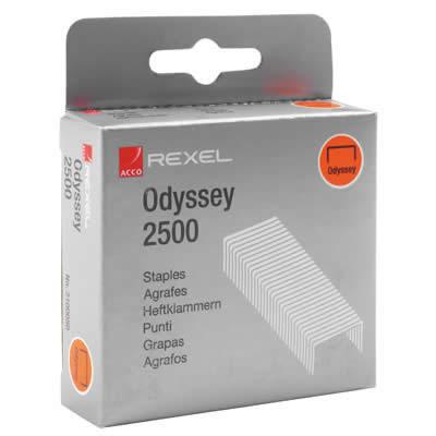 Grapas REXEL grapadora Odyssey 2500 grapas (2100050)