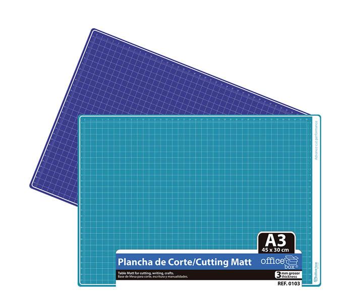 Plancha de corte OFFICE BOX A2 600 X 450 mm (0102)