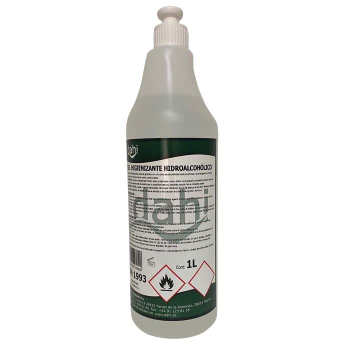 Gel Hidroalcohólico 1 L. (Pch601-Dj)