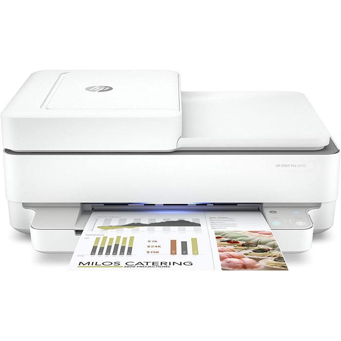 Impresora Hp Envy Pro 6420 Aio Printer (5Se45B)