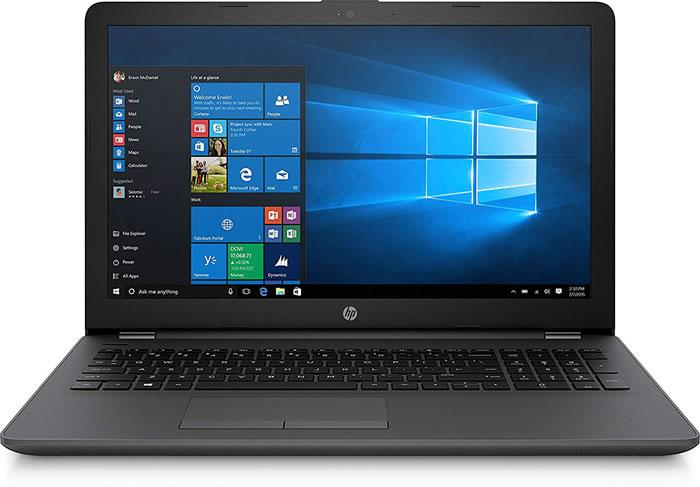 """PORTATIL HP 250 G7 6BP28EA - i3-7020U 2.3GHZ - 4GB - 500GB -15.6""""/39.6CM HD - FREEDOS - DARK ASH SI"""